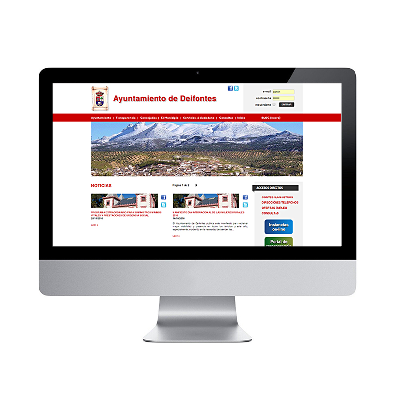 www.ayuntamientodeifontes.es