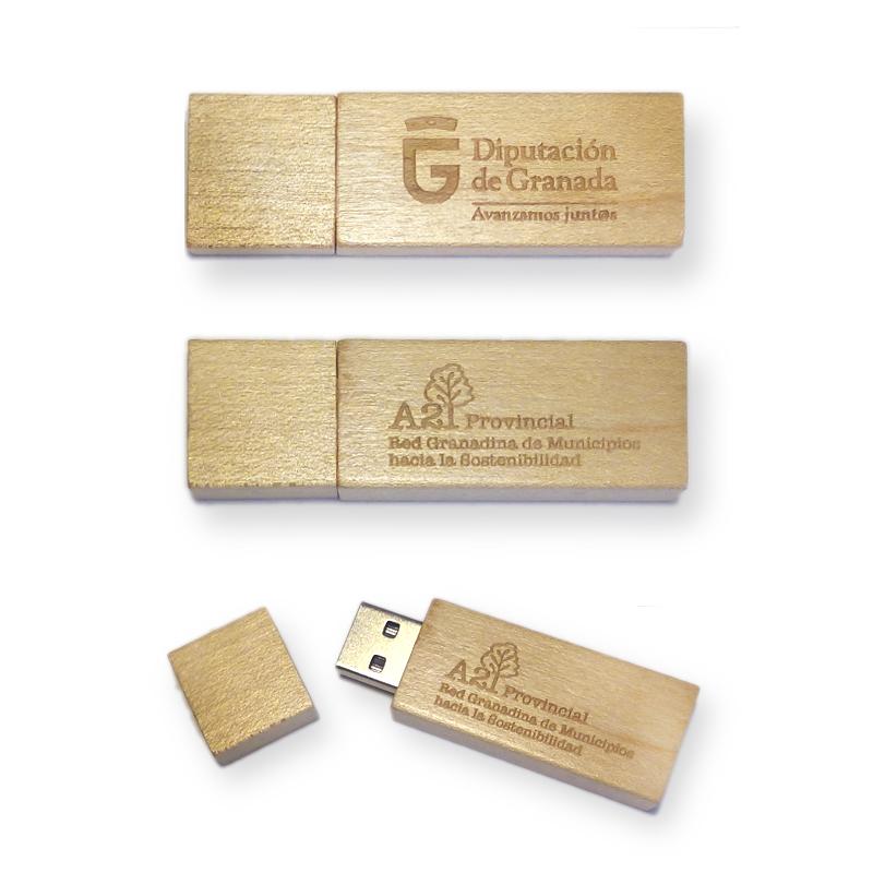 MEMORIAS USB. Diputación Provincial de Granada.